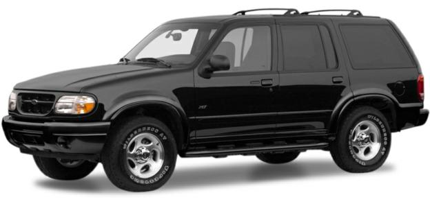 Ford Explorer Car Mats (All Models)