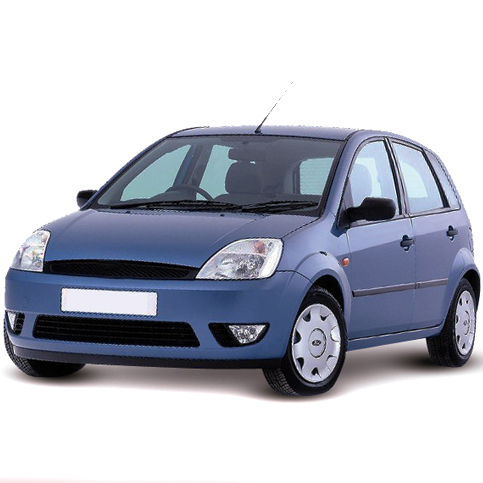 Ford Fiesta Mk6 2002-2008