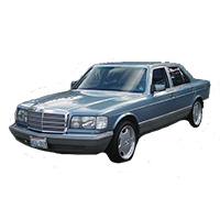 Mercedes S Class (W126) & CL 1980-1991