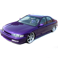 Honda Accord (5th gen) 1993-1997