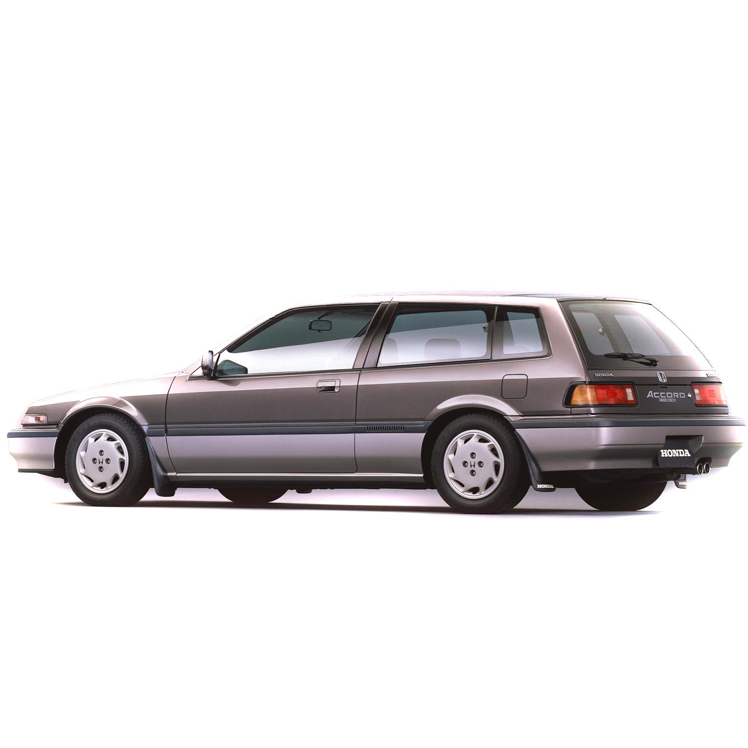 Honda Aerodeck Coupe 1989 - 1993