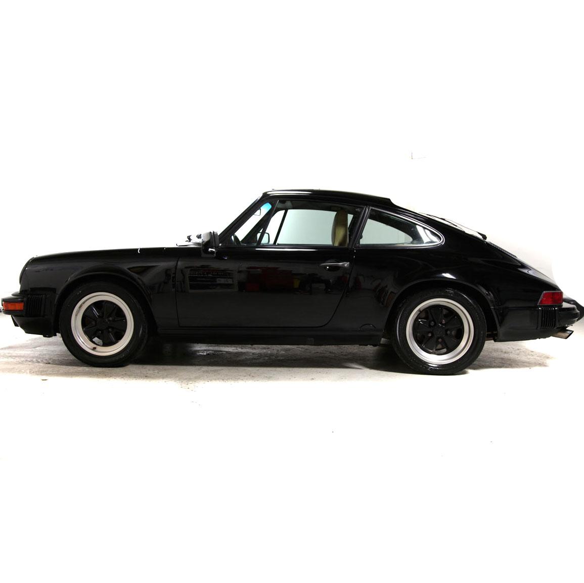 Porsche 911 1987-1989