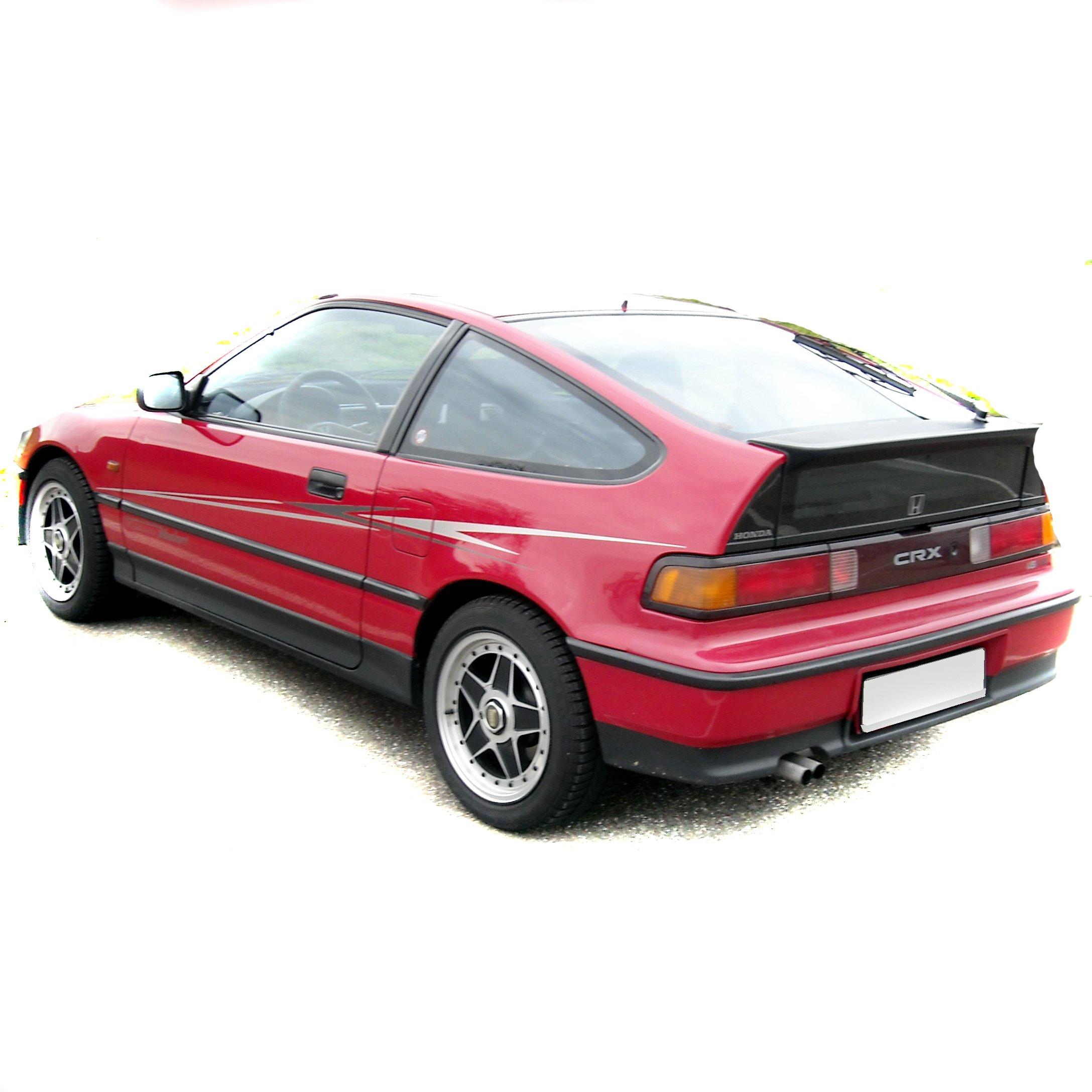 Honda CRX Car Mats (All Models)