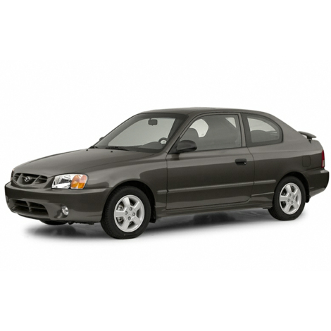 Hyundai Accent Car Mats (All Models)