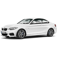 BMW 2 Series Boot Liners (All Models) (2014 Onwards)