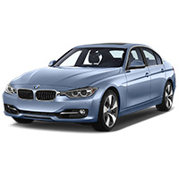 BMW 3 Series Boot Liners (All Models) (2012 - 2018)