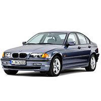 BMW 3 Series Boot Liners (All Models) (1998-2005)