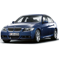 BMW 3 Series Boot Liners (All Models) (2005-2012)