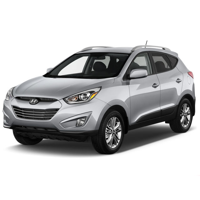 Hyundai Tucson 2004 Onwards