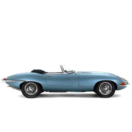 Jaguar E Type 1973-1973