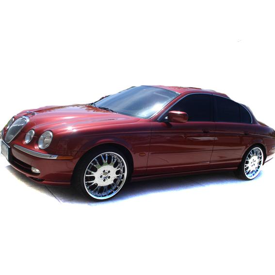 Jaguar S Type Mk1 1999-2001