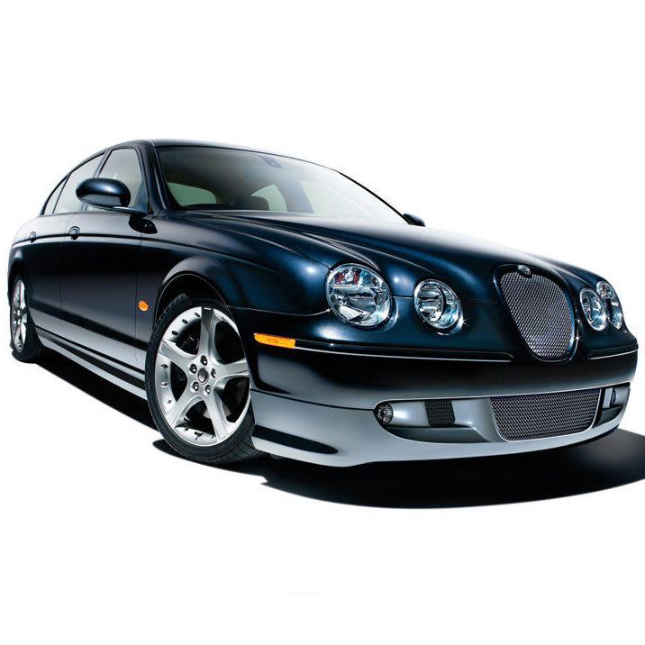 Jaguar S Type Mk2 2001 - 2008 (manual)
