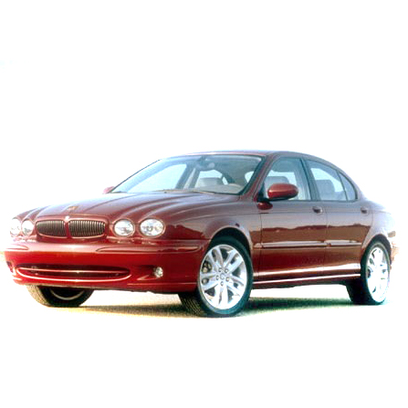 Jaguar X Type 2001 - 2003