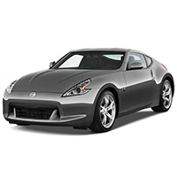 Nissan 370Z Automatic 2009 Onwards