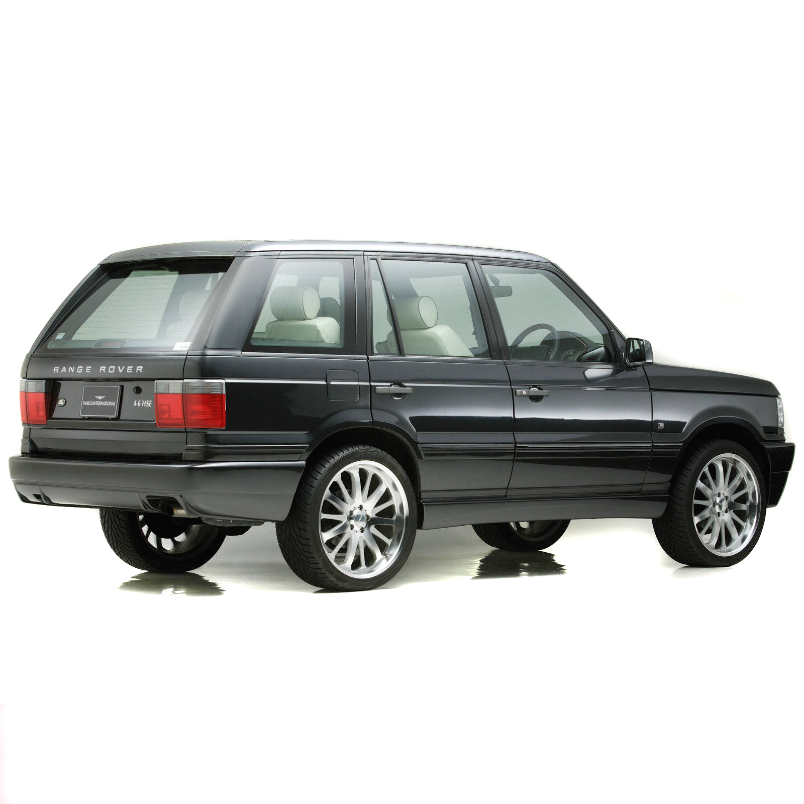 Land Rover Range Rover (LHD) 2002 - 2005