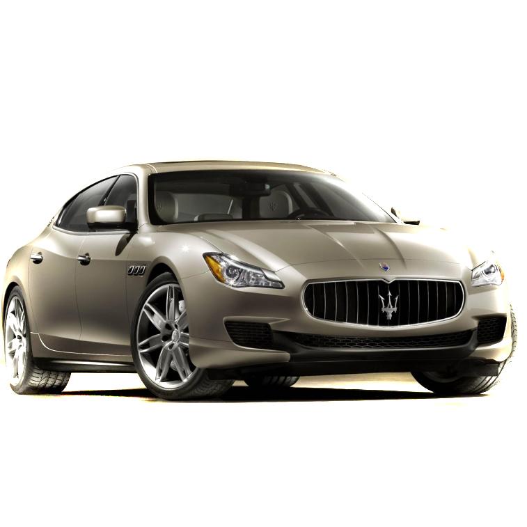 Maserati Quattroporte 2004 - 2012