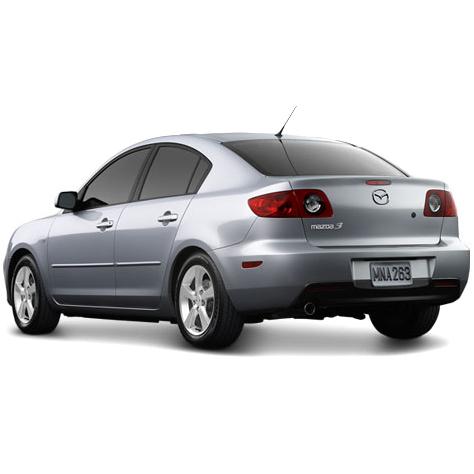 Mazda 3 (1st Gen) 2004-2009