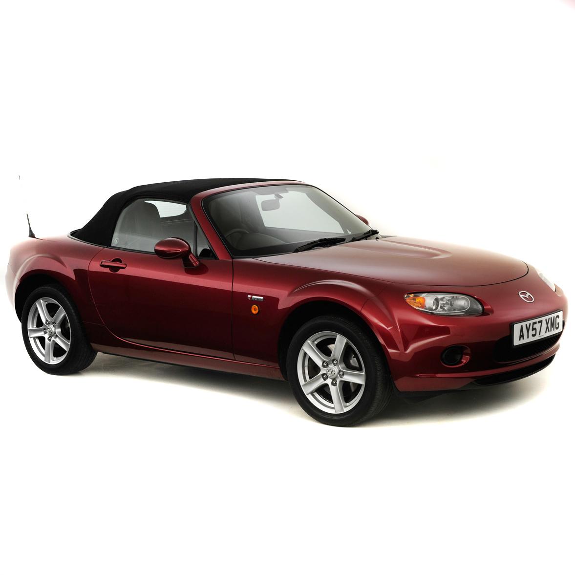 Mazda MX 5 (3rd gen) 2005-2007