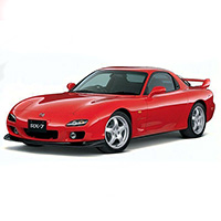 Mazda RX7 (FC) 1985-1992
