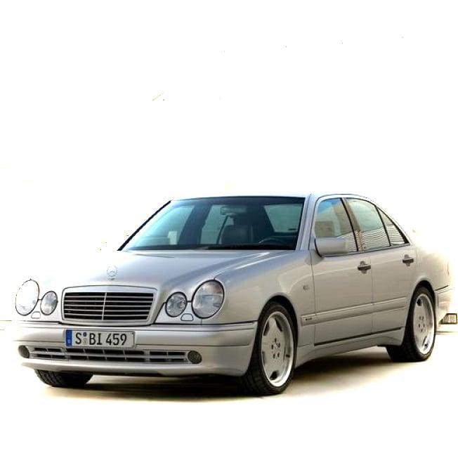 Mercedes E Class (W210) 1996-2003
