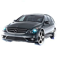Mercedes R Class 2006 - 2013