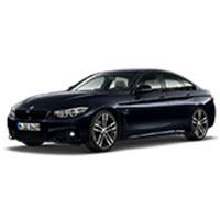 BMW 4 Series Gran Coupe 2014 - 2020 Car Mats