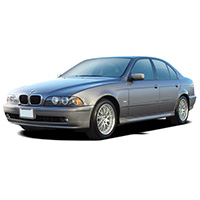 BMW 5 Series Boot Liners (All Models) (1995-2004)