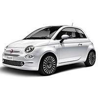 Fiat 500 Boot Liners (2007 Onwards)