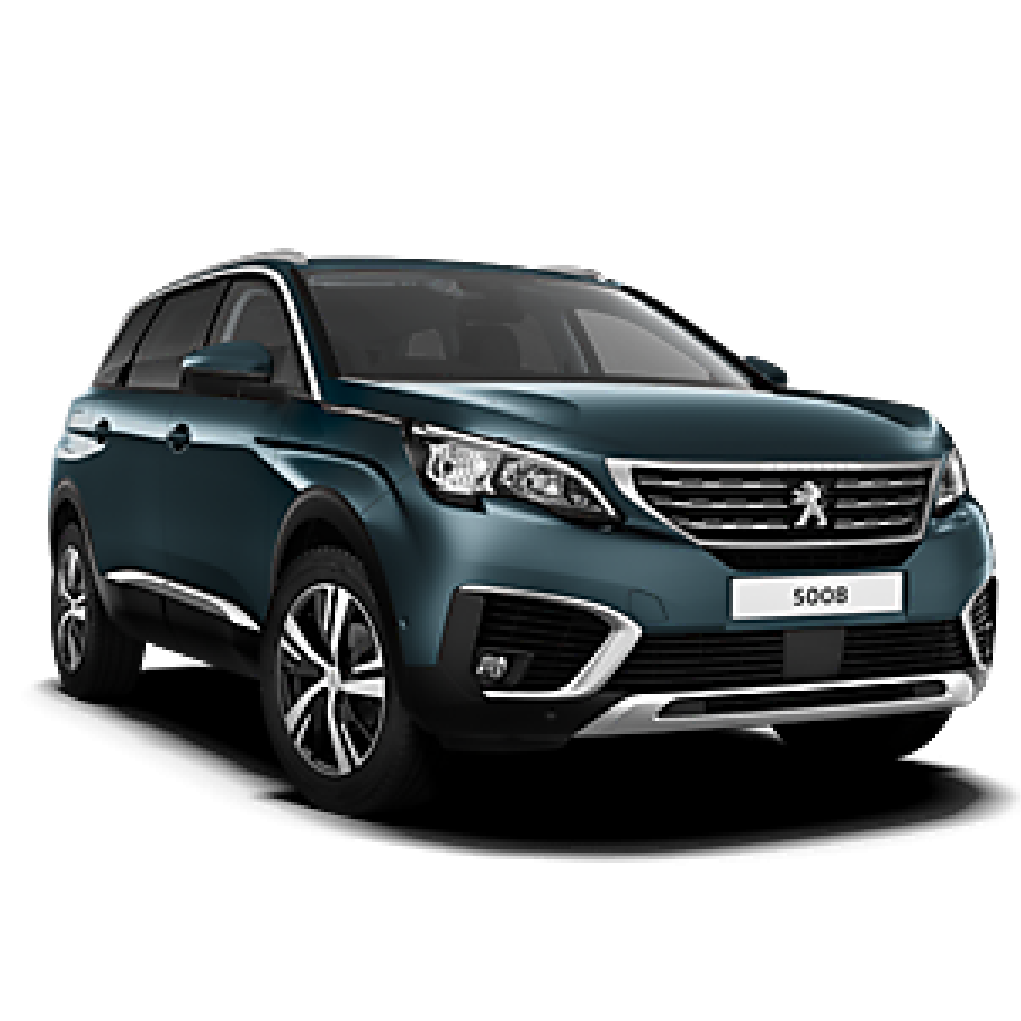 Peugeot 5008 II Boot Liners (2017 Onwards)