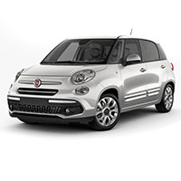 Fiat 500 Living 2013 Onwards