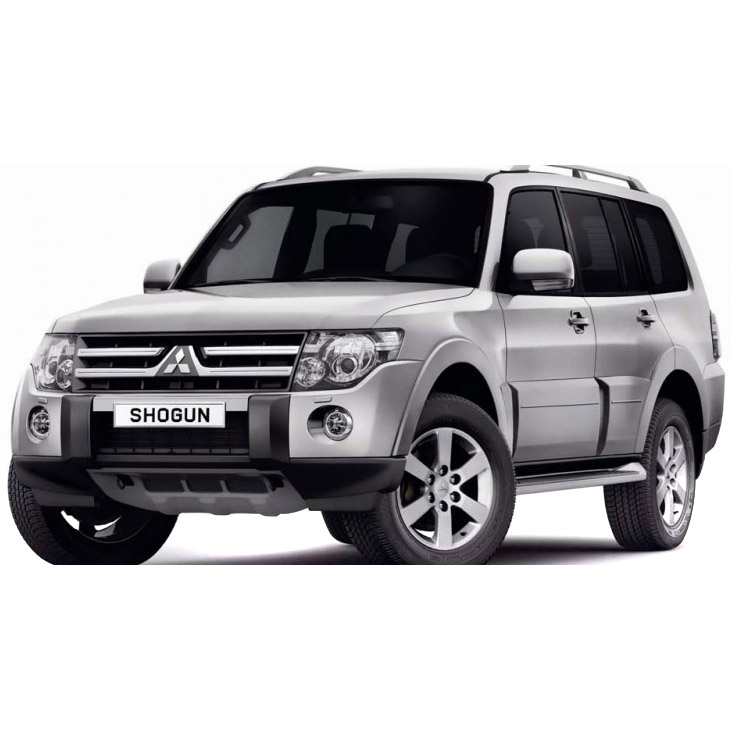 Mitsubishi Shogun LWB 2007 Onwards