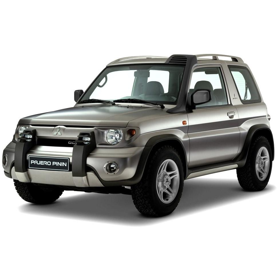 Mitsubishi Shogun Pinin 3dr 2007 Onwards