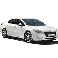 Peugeot 508 Boot Liners (2011-2018)