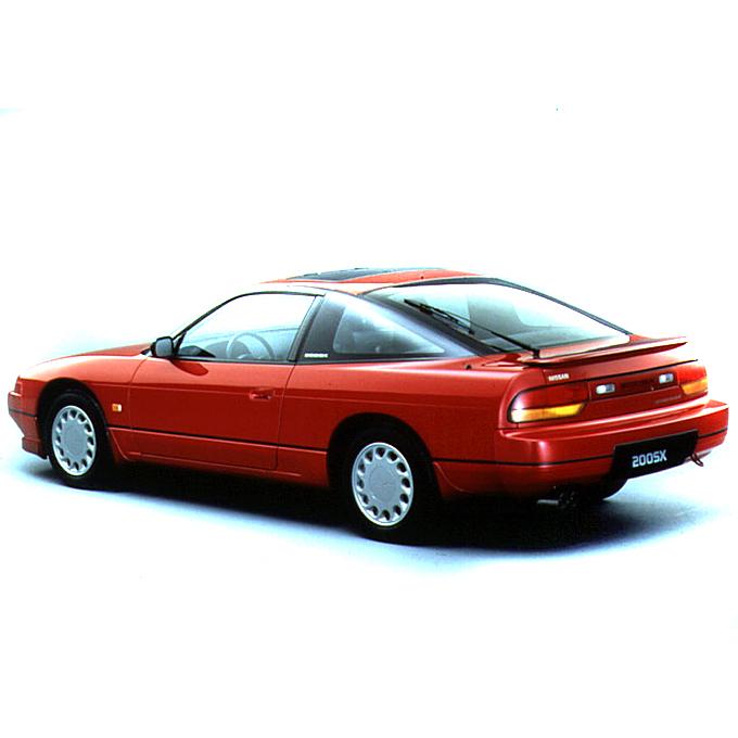 Nissan 200 SX Car Mats