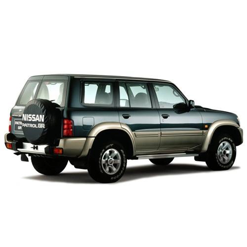 Nissan Patrol 1998-2006