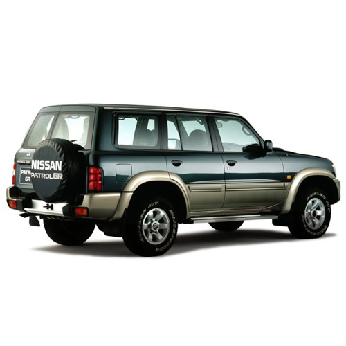 Nissan Patrol 1987 to 1997