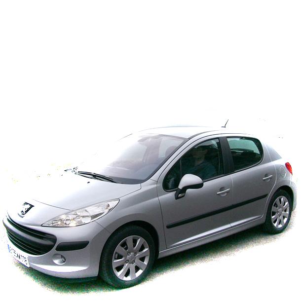 Peugeot 207 2006 Onwards