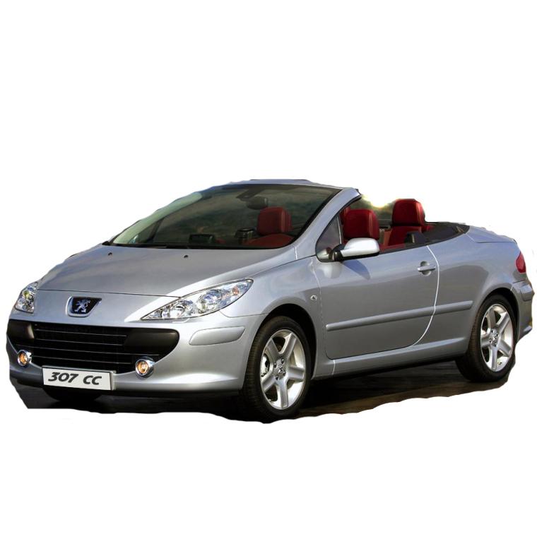 Peugeot 307 CC 2003 Onwards