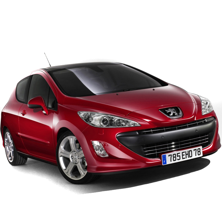 Peugeot 308 Boot Liners (2007-2013)