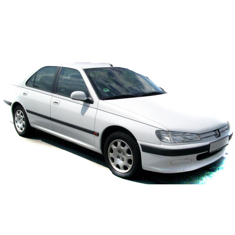 Peugeot 406 Boot Liner (2000 - 2004)