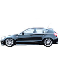 BMW 1 Series 5dr 2004 - 2011