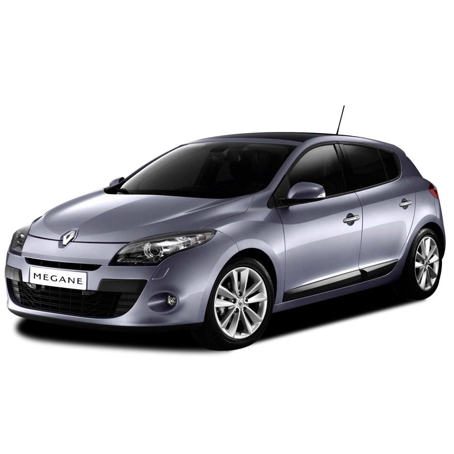 Renault Megane Car Mats