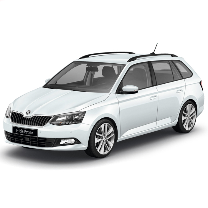 Skoda Fabia 2015 Onwards