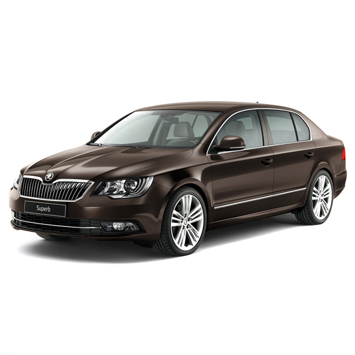Skoda Superb III 2015 Onwards