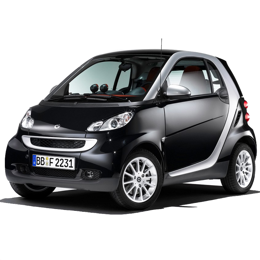 Smart Car Fortwo 2004-2007