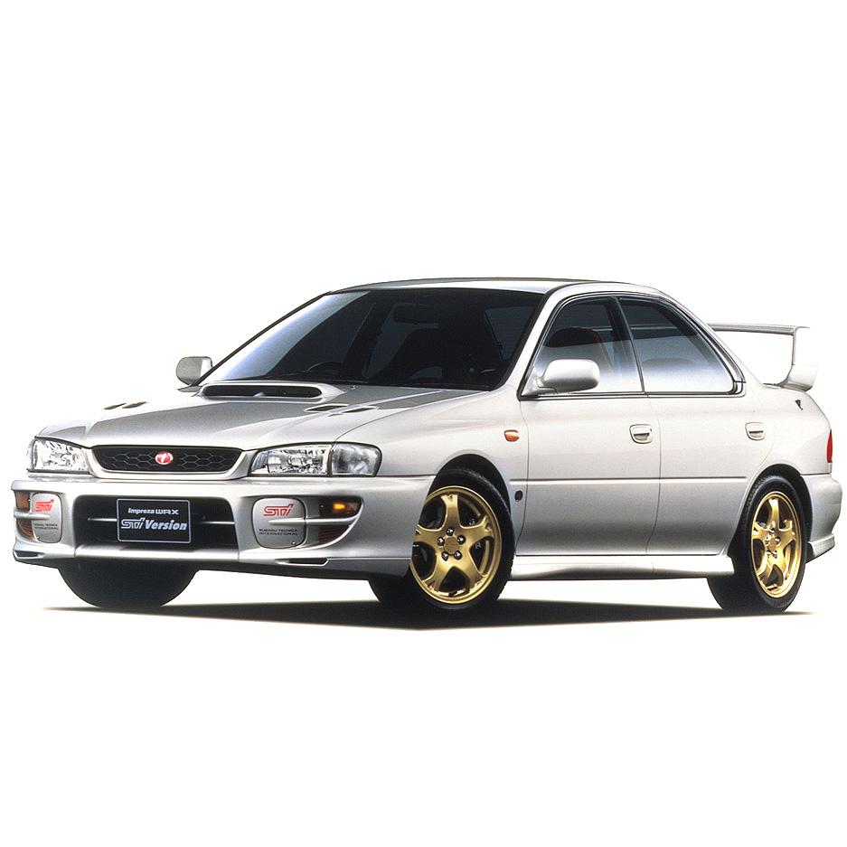 Subaru Impreza Turbo 1993-2001