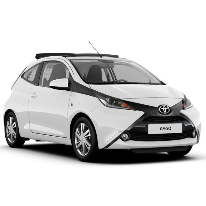 Toyota Aygo 2013 Onwards
