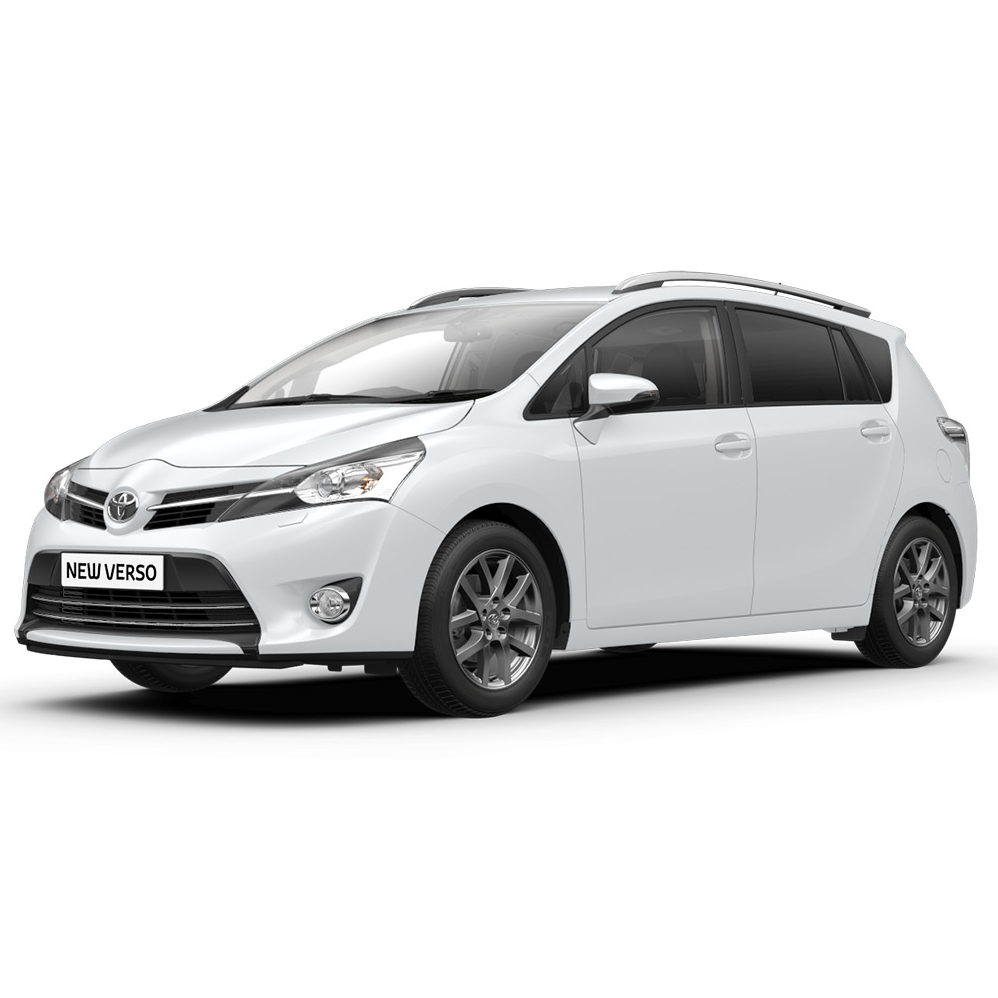 Toyota Verso S 2011 Onwards
