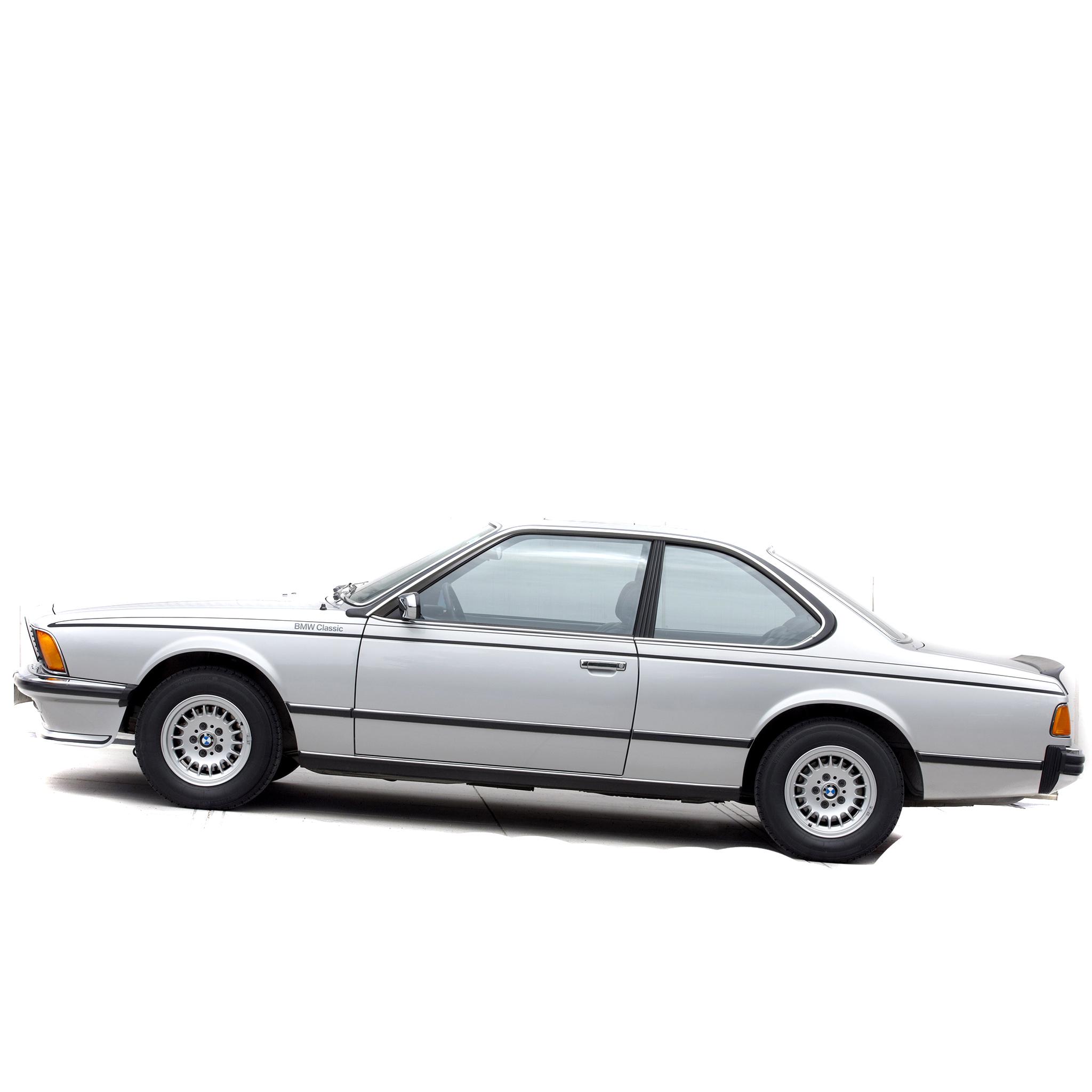 BMW 6 Series (E24) 1976 - 1989