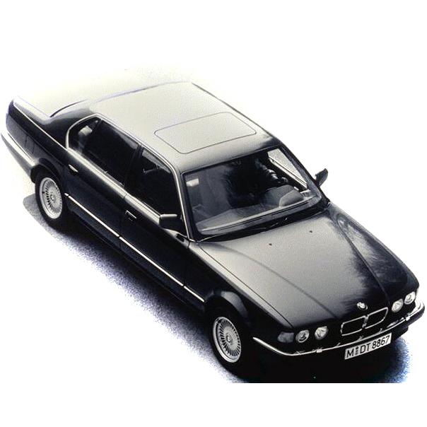 BMW 7 Series (E32) 1987-1994